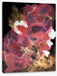 Abstract Stretched Canvas 399643788