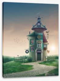 Magical Kingdoms Stretched Canvas 400133465