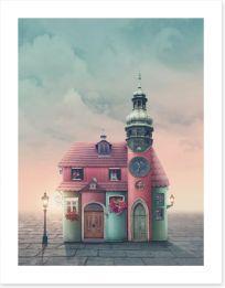 Magical Kingdoms Art Print 401061858