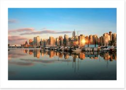 City Art Print 40282456