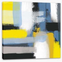 Abstract Stretched Canvas 404224013