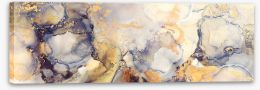 Abstract Stretched Canvas 411889528