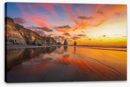 New Zealand Stretched Canvas 419030326
