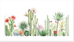 Watercolour Art Print 427407082