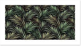 Leaf Art Print 432170071