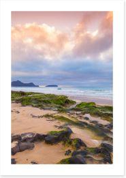 Beaches Art Print 433591044