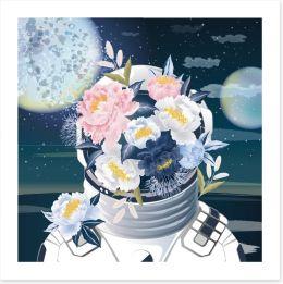 Spring Art Print 436140273