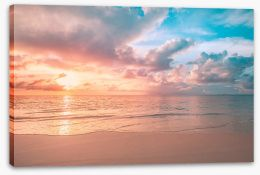 Beaches Stretched Canvas 439128927