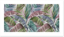 Leaf Art Print 439254950