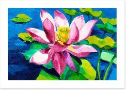 Floral Art Print 44331505