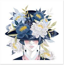 Spring Art Print 443608933