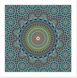 Moorish beauty