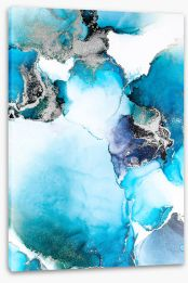 Abstract Stretched Canvas 453523394