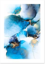 Abstract Art Print 453541629
