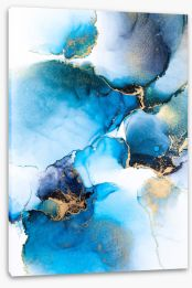 Abstract Stretched Canvas 453541629