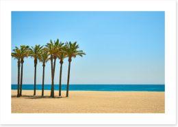 Beaches Art Print 453803614