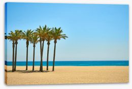 Beaches Stretched Canvas 453803614