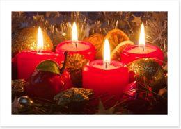 Christmas Art Print 46559512