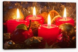 Christmas Stretched Canvas 46559512