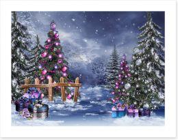Christmas Art Print 46875052