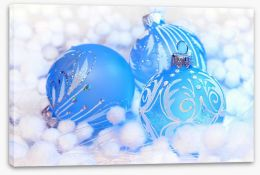 Christmas Stretched Canvas 46914358