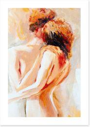Togetherness Art Print 47868668