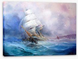 Landscapes Stretched Canvas 48848531