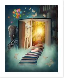 Magical Kingdoms Art Print 48999504