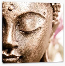 Buddha zen Stretched Canvas 49758040