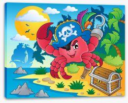 Pirate crab