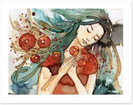 Autumn dream Art Print 50930548