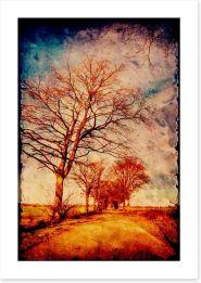 Vintage Art Print 51110687