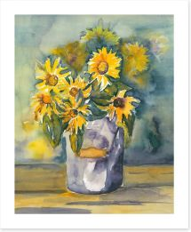 Sunflowers Art Print 51144248
