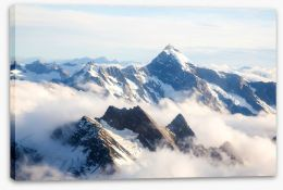 New Zealand Stretched Canvas 51676894