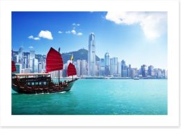 Hong Kong 54158650