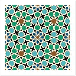 Islamic inspiration