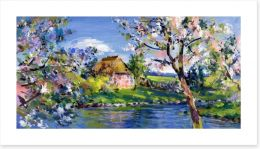 Spring Art Print 55763445