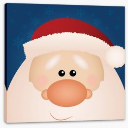 Christmas Stretched Canvas 55797728