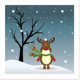 Christmas Art Print 56426908