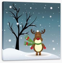 Christmas Stretched Canvas 56426908