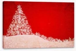 Christmas Stretched Canvas 56768100