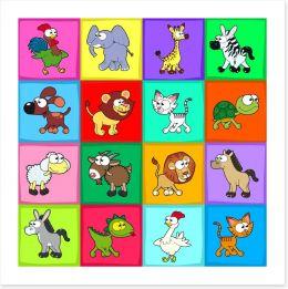Animal pops