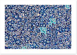 Mosaic Art Print 57608416