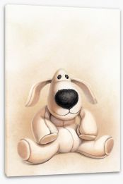 Ready for cuddles Stretched Canvas 57721994