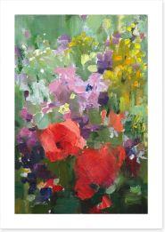 Caught in the breeze Art Print 57796022