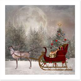 Christmas Art Print 57862221