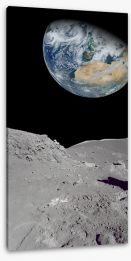 Space Stretched Canvas 58095063
