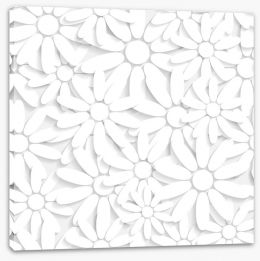 Daisy delight Stretched Canvas 58196506