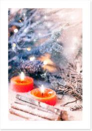Christmas Art Print 58485583