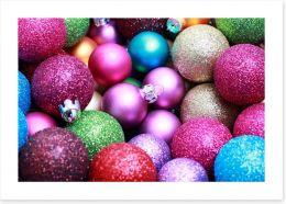 Christmas Art Print 58904068